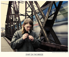 Start on the bridge by MahoneyCZ