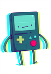 Adventure Time- BMO by tabby-like-a-cat