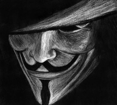 V for Vendetta by OIEA4