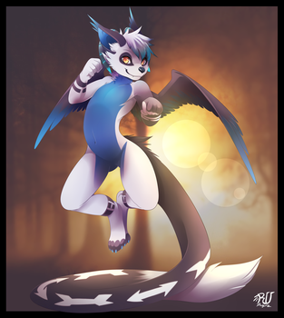 COMMISSION for Nekrozs 1/2 by phation