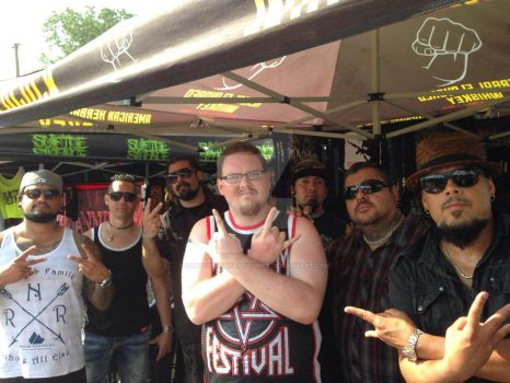 2014 Mayhem Festival 2 by BanishFromSanctuary