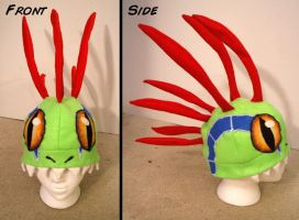 Commission: Murloc Hat by Red-Flare