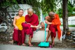 Mandalay Monastery by little-spacey