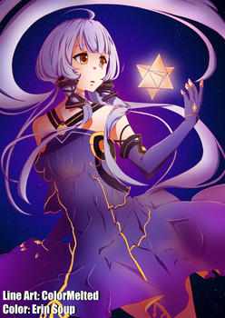 Vocaloid Collaboration: Stardust by ErinSoup