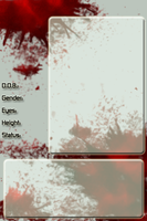 Zombie Hunter dA ID: Template by Windra