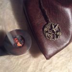 Aiwendil Leather Pouch 2 by AsliBayrak