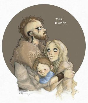 Happy Family by CaptBexx
