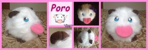 Poro Plush by Kai45
