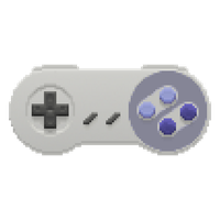 Snes Controller in the Pixels by gfball84887