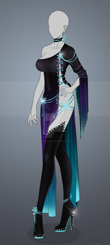 [ closed ] Auction Adopt - Outfit 476 by CherrysDesigns