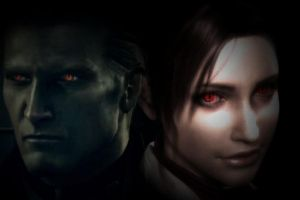 Wesker and Claire 5 by IamRinoaHeartilly