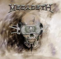 megadeth icon2 by leenicklessart