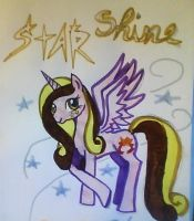 by request Star Shine by mistresscarrie