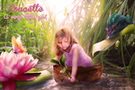 Poucette - A very little girl by MorriganMagie