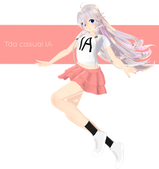 Tda casual IA [DL] by MajesticFork