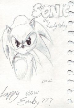 Sonic for emby by Daluso