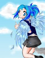 Flying High by Ookami-SeaEmpress