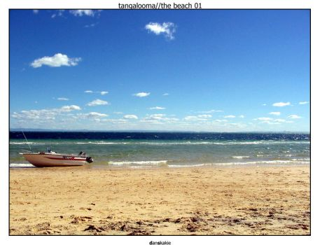 Tangalooma - The Beach 01 by fullcollapse
