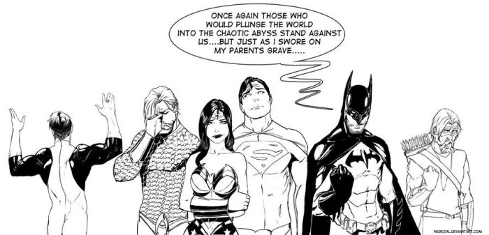 everybody hates batman by nebezial