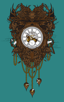 Your Time Machine... by j3concepts