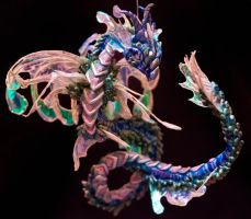 Volitan Serpent by QuinapalusTheFool