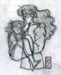 Molly and Nephrite by TheMoseali
