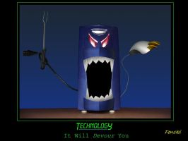 Technology and You... by Fenski