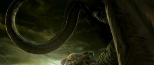 The Skull and Illidan another1 by Elizarars