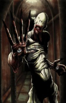 Pan's Labyrinth Paleman 2.0 by 1314