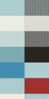 20 Abstract Patterns by elemis