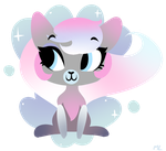 LPS Cat OC by MaryTheEchidna