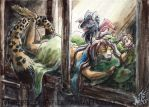 ACEO Rise and Shine by Mistress-of-Air