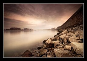 Budapest and Danube by kgeri