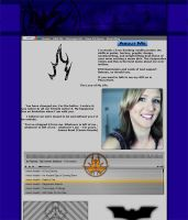Personal Myspace Overlay by Phyco7625