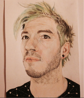 Twenty One Pilots - Josh Dun by maya-j-p