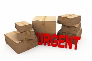 Choose the correct courier company by karencole