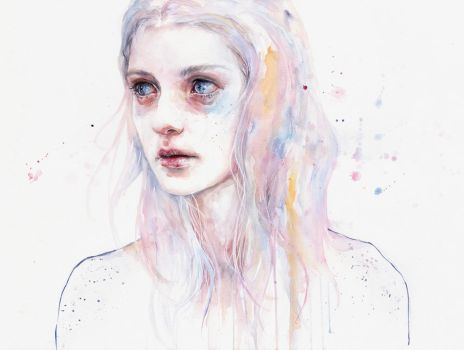 unsaid things by agnes-cecile