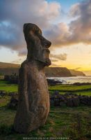 Chile | Easter Island by lux69aeterna