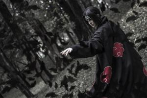 Itachi by MarinaArens