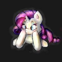 Rarity o3o by AngelWing314