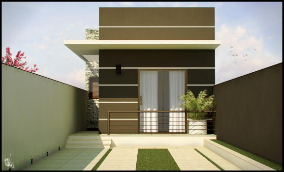 Residence Facade by DaCone