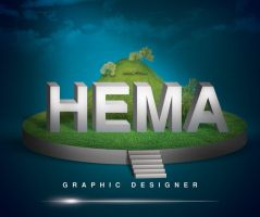 Hema Graphic Designer by batchdenon