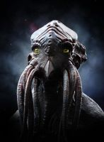 Cthulhu by Leif Stalinsky by Leifart