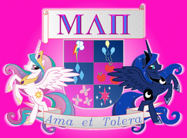 MLP Coat of Arms by Ace-of-Trades