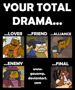 Total Drama Game! by A-Scary-Little-Girl