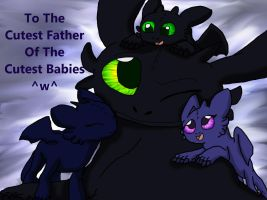 Father of The Three by PandaFilmsG