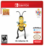 The Bee Movie HD Collection 4k 2017 Offical Boxart by Catty-Mintgum