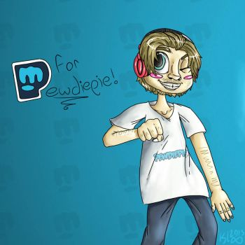 For pewdiepie! by 20percentcooler75
