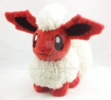 Baby Flareon Plush by TheHarley