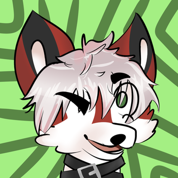Part 2 of 2 Icon Commissions for HarukiTheWolf by 4CatsinaBoat